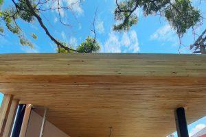 Nail-Laminated Timber (NLT