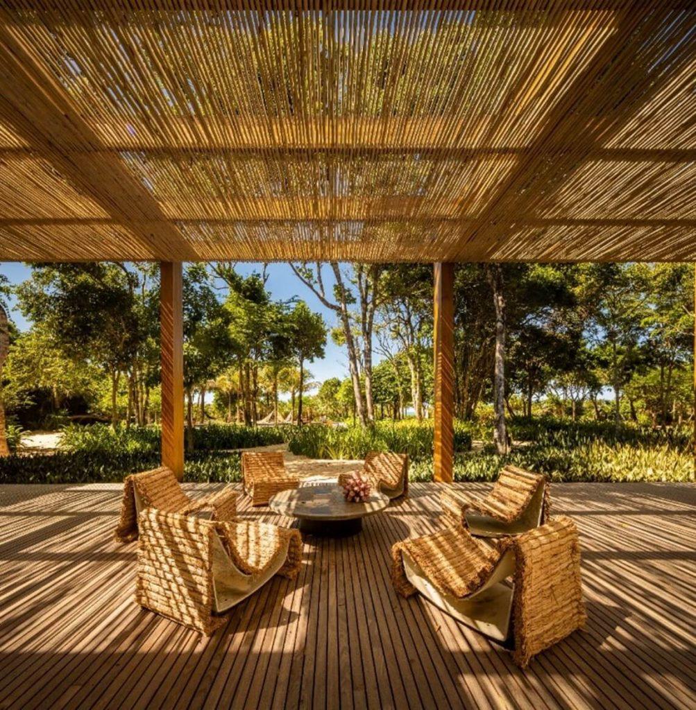 madeira stress casa areia