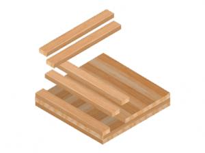Sistemas Construtivos em Madeira: as diferenças entre – MLC, NLT, CLT e Wood Frame